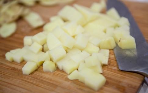 Preparazione Zuppa di patate e fagioli Azuki - Fase 5