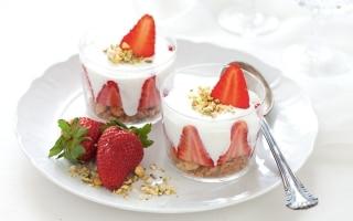 Cheesecake senza cottura al latte condensato...