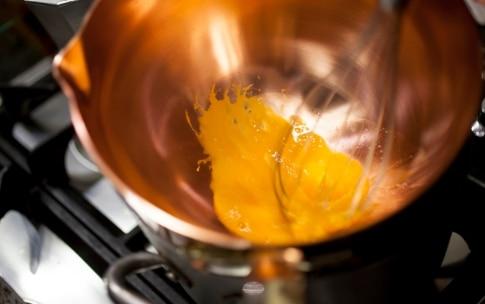 Preparazione Cotechino con zabajone al balsamico - Fase 3