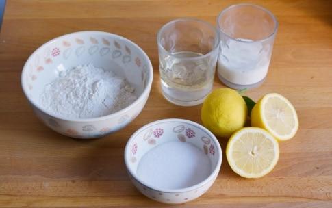 Preparazione Crostata di frutta con base soffice - Fase 1