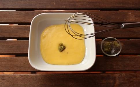 Preparazione Maionese al wasabi - Fase 3