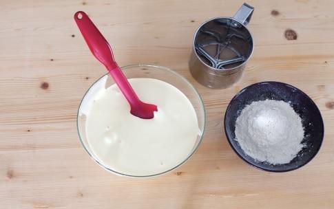 Preparazione Pan di Spagna con il Bimby - Fase 2