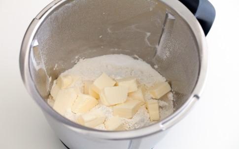 Preparazione Pasta frolla con il Bimby - Fase 2