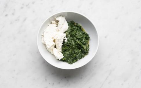 Preparazione Pesto di spinaci - Fase 3