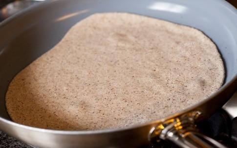 Preparazione Piadina di grano saraceno - Fase 6