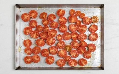 Preparazione Pomodorini confit - Fase 1