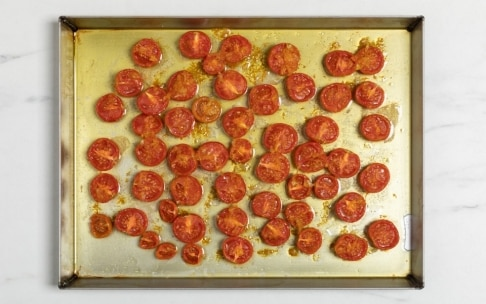 Preparazione Pomodorini confit - Fase 3