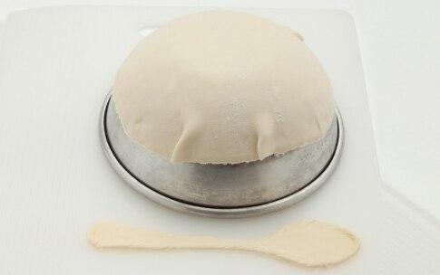 Preparazione Ratatouille di primavera in ciotola di pane - Fase 1