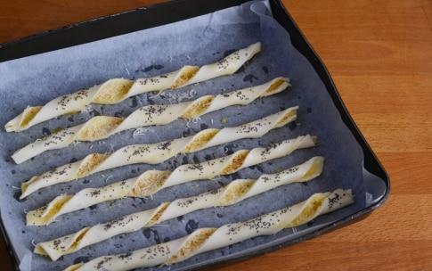 Preparazione Stuzzichini al formaggio e paprika dolce - Fase 3
