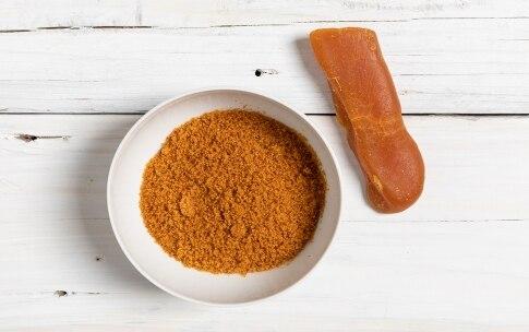 Preparazione Spaghetti alla bottarga - Fase 1