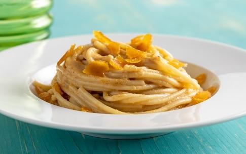 Preparazione Spaghetti alla bottarga - Fase 3
