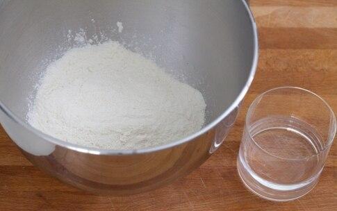 Preparazione Cialde di tortillas con insalata e guacamole - Fase 1