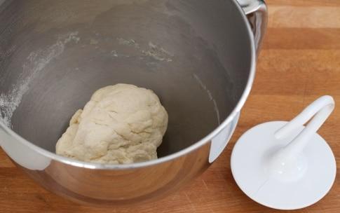 Preparazione Cialde di tortillas con insalata e guacamole - Fase 2