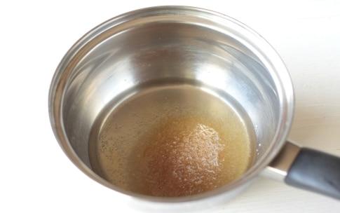 Preparazione Ghiaccioli Tequila Sunrise e mirtilli - Fase 1