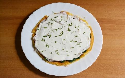 Preparazione Rotolo di frittata - Fase 3