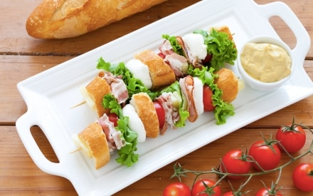 Spiedini Club Sandwich