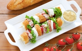 Spiedini Club Sandwich