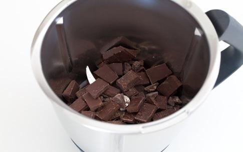 Preparazione Torta al cioccolato con il Bimby - Fase 1