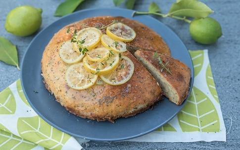 Preparazione Torta al limone e miele con semi di papavero - Fase 5