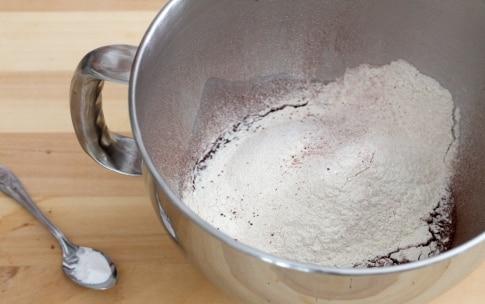 Preparazione Brownies - Fase 3