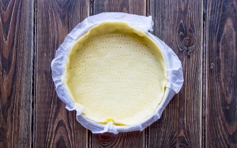 Preparazione Crostata meringata al limone - Fase 1