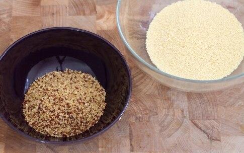 Preparazione Insalata di pomodori e cereali - Fase 1