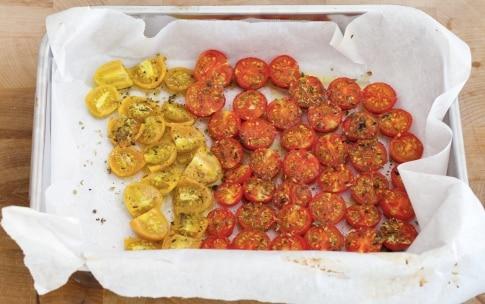 Preparazione Insalata di pomodori e cereali - Fase 4