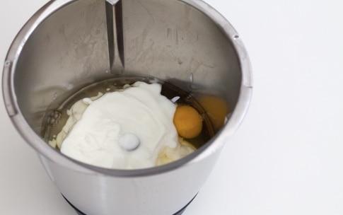 Preparazione Muffin ai mirtilli con il Bimby - Fase 1