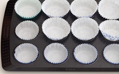 Preparazione Muffin ai mirtilli con il Bimby - Fase 4