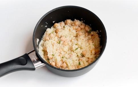 Preparazione Peperoni ripieni di cous cous e ceci - Fase 3