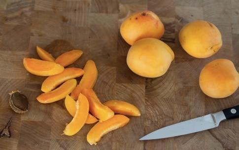 Preparazione Plumcake alle albicocche - Fase 3
