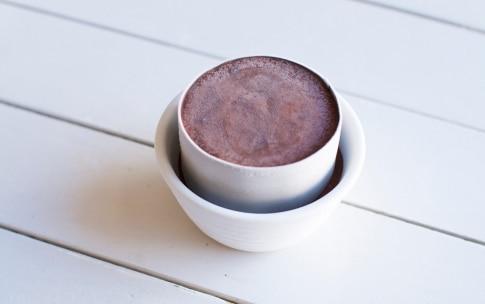 Preparazione Soufflé glacé al cioccolato - Fase 4