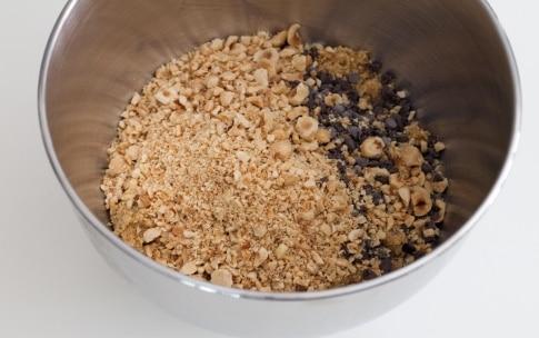 Preparazione Torta cookies - Fase 6