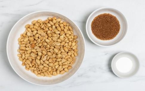 Preparazione Burro di arachidi - Fase 1