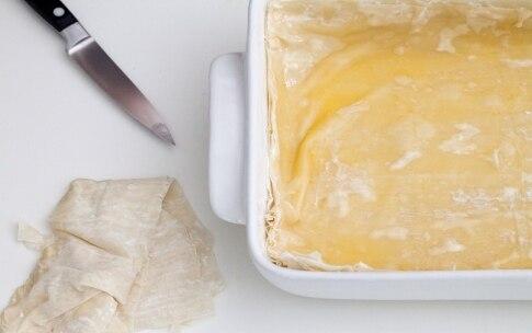 Preparazione Crostata meringata ai frutti esotici - Fase 2
