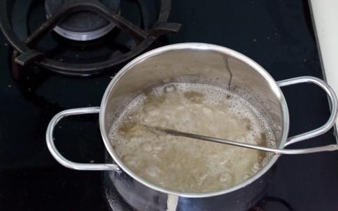 Preparazione Mele caramellate - Fase 1
