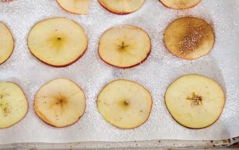 Preparazione Chips di mela - Fase 2
