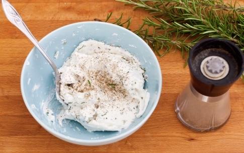 Preparazione Palline di uva al formaggio e pistacchi - Fase 2