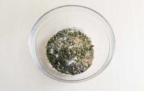 Preparazione Panini salati in tazza - Fase 1