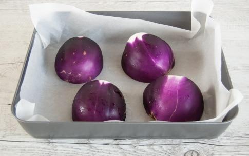 Preparazione Polpette di melanzane al forno - Fase 1