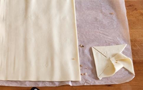 Preparazione Sfogliatine dolci - Fase 2
