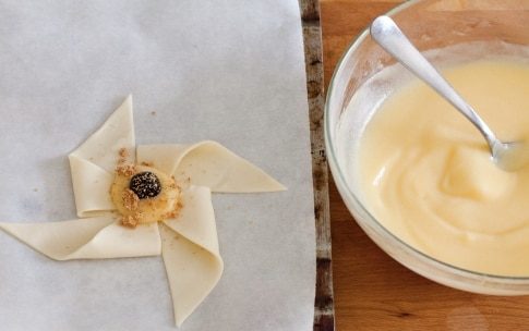 Preparazione Sfogliatine dolci - Fase 3