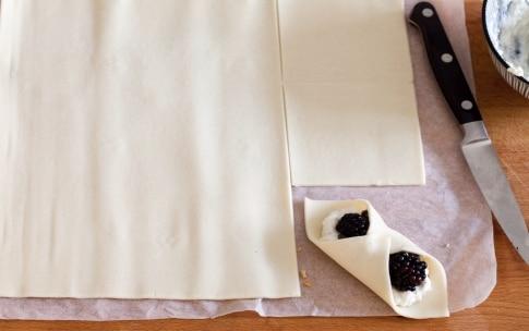 Preparazione Sfogliatine dolci - Fase 5