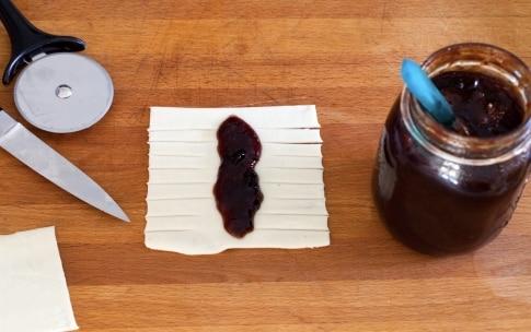 Preparazione Sfogliatine dolci - Fase 6