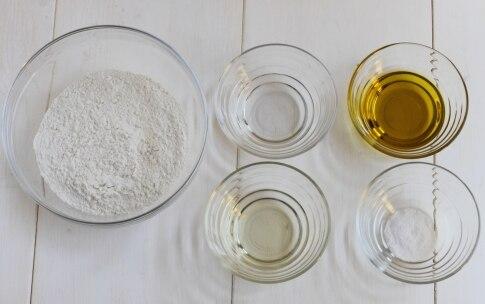 Preparazione Taralli - Fase 1