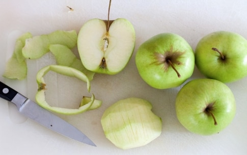 Preparazione Torta di mele al sidro - Fase 3