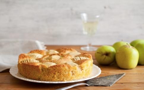 Preparazione Torta di mele al sidro - Fase 4