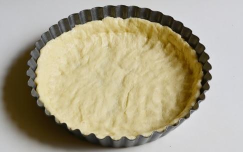 Preparazione Torta salata vegetariana - Fase 3