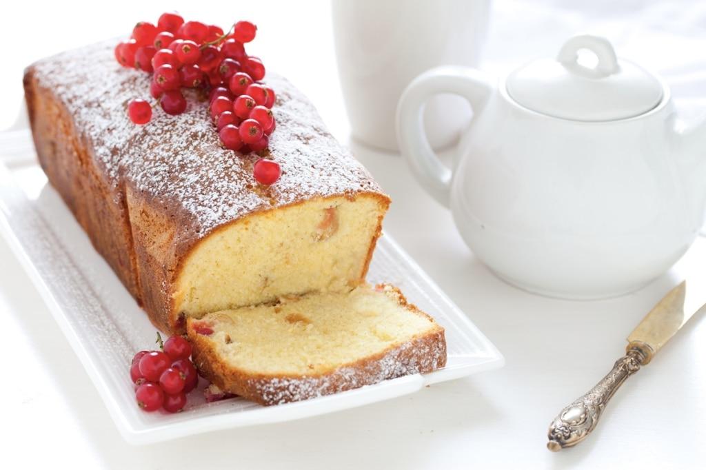cake alle nocciole e ribes