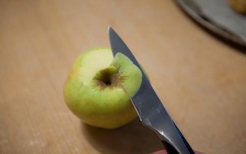 Preparazione Crocchette di patate con mele e speck croccante - Fase 4